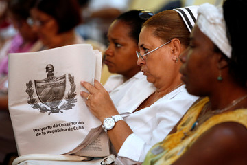 Public political discussion to revamp Cold War-era constitution in Havana