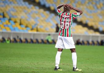 Brasileiro Championship - Fluminense v Internacional