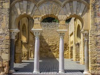 Medina Azahara en Cordoba, Andalucia, España