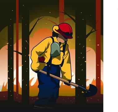 Wildlands Firefighter