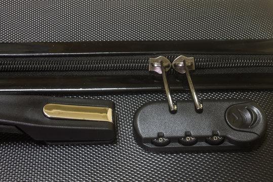 Luggage lock security code
