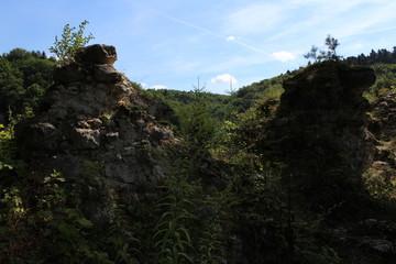Krajobraz, Ojcowski park narodowy