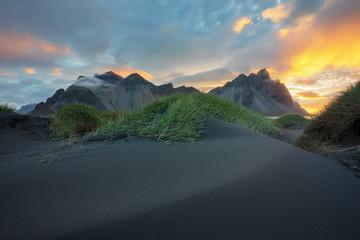 Vestrahorn and Stokksnes, Iceland