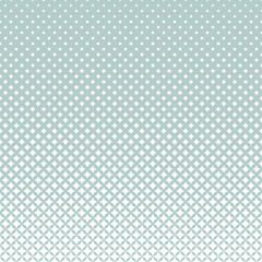 Light blue and white geometric pattern. Modern ornament with stars. Geometric abstract pattern