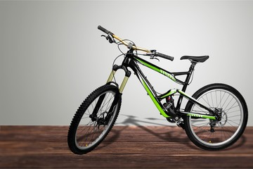 Mountain Terrain Bike - Isolated