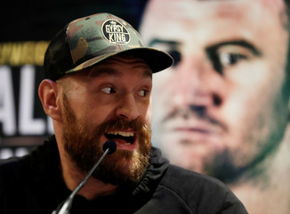 Tyson Fury & Francesco Pianeta Press Conference
