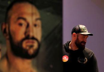 Tyson Fury & Francesco Pianeta Press Conference