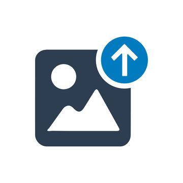 Image Upload Icon