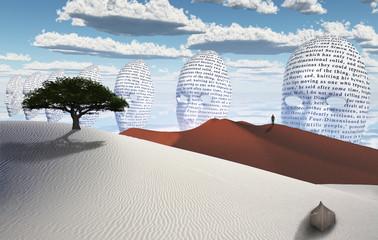 Desert Masks