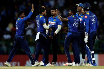 Cricket - Sri Lanka v South Africa - Only T20