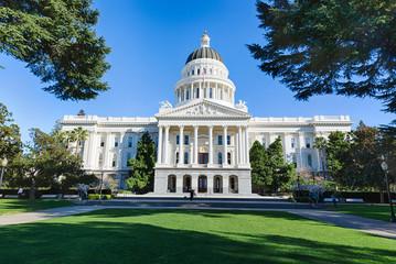 California State Capitol & Museum #1 Fototapete