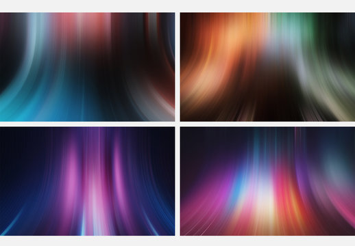 Abstract Light Effect Backgrounds
