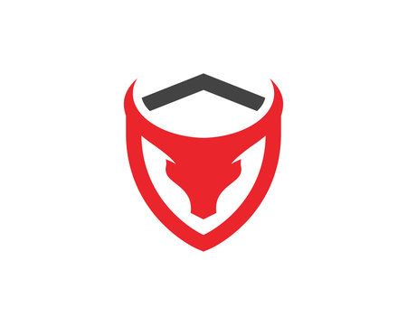 Taurus Logo Template vector icon