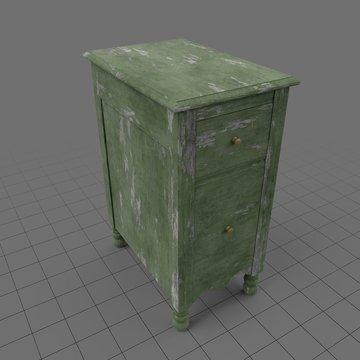 Old western drawer