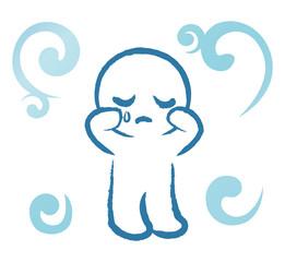 泣く-05