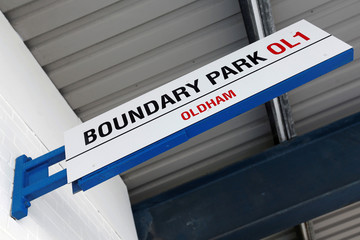 Carabao Cup First Round - Oldham Athletic v Derby County