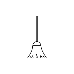 Broom of icon