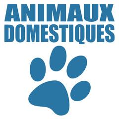 Logo animaux domestiques.
