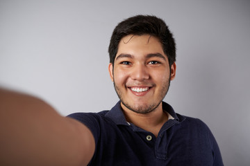 Selfie effect view