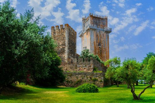 Beja Castle Tower