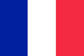 National Flag France,