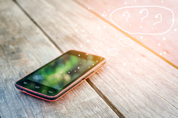 SMS messages and the concept of communication on e-mail