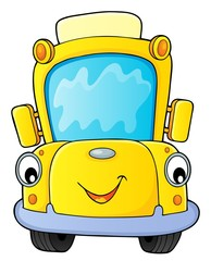 School bus thematics image 4
