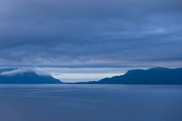 50 shades of Norwegian blue...