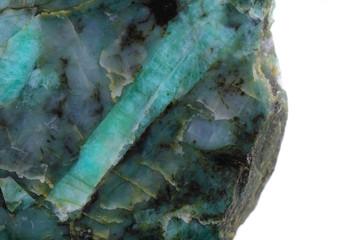 natural emerald mineral texture