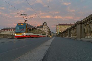tram sul ponte