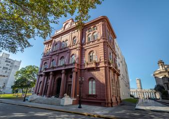 Palacio de los Leones (Palace of the Lions) Municipal government building - Rosario, Santa Fe, Argentina.