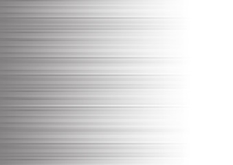 Vector : Gray stripes on white background