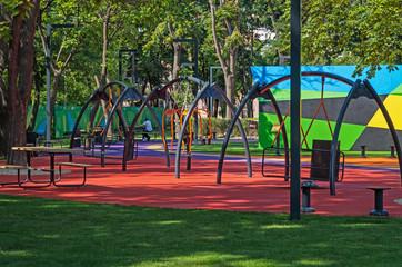 Childrens inclusive park
