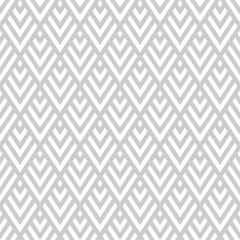 Vector seamless texture. Modern geometric background. Repeated pattern with rhombuses.