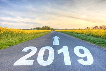 2019 Straße Zukunft