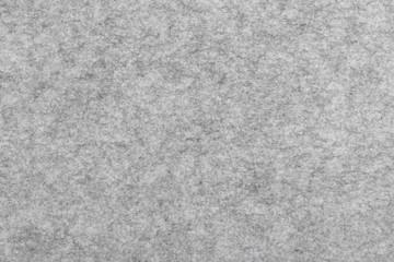 Grey felt texture background