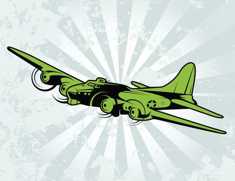 World War II Bomber Aircraft