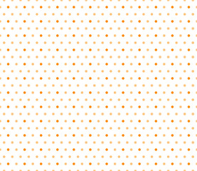 Vector Background # Medium Polka Dot Pattern, Autumn