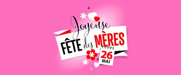 Fête des mères 2019 - 26 mai