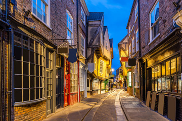 York shambles sunset Wall mural