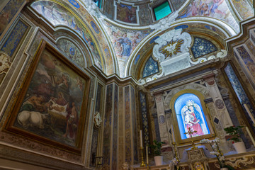 Roccamonfina, Santuario M. dei Lattani