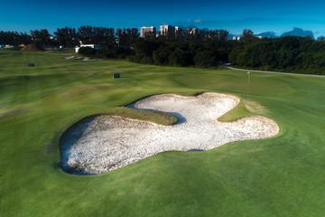 Campo de Golfe Olímpico Rio de Janeiro