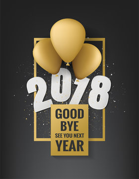 goodbye 2018 see you next year