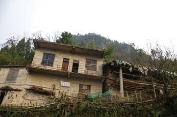 China's rural house