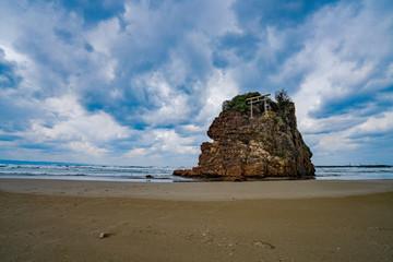 弁天島 稲佐の浜