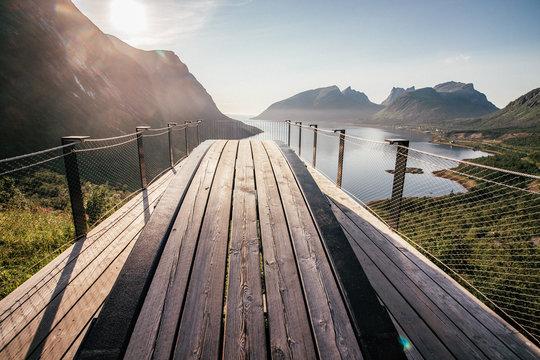Senja Fjord Norway