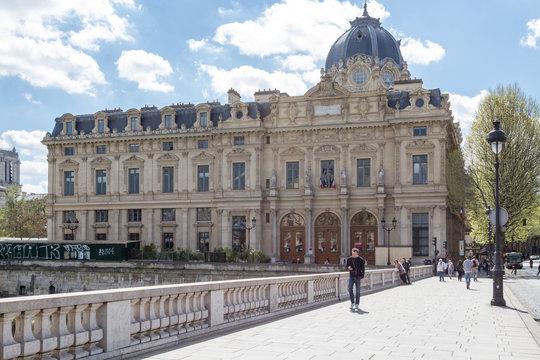 Tribunal de Commerce, Paris