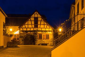 altes Fachwerkhaus in Ahrweiler