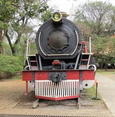locomotivas movidas a vapor