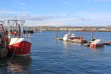 Stranraer Harbour, Scotland